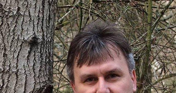 Mykolog a fotograf přírody Jaroslav Malý
