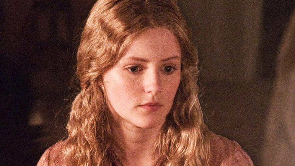 Aimee Richardson hrála Myrcellu v prvních dvou sériích. Proč skončila, nebylo nikdy oznámeno