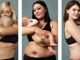 Na fotkách je vidí celý Londýn: Dost nerealistických očekávání, za své tělo po porodu se nestydíme!, říkají odvážné maminky