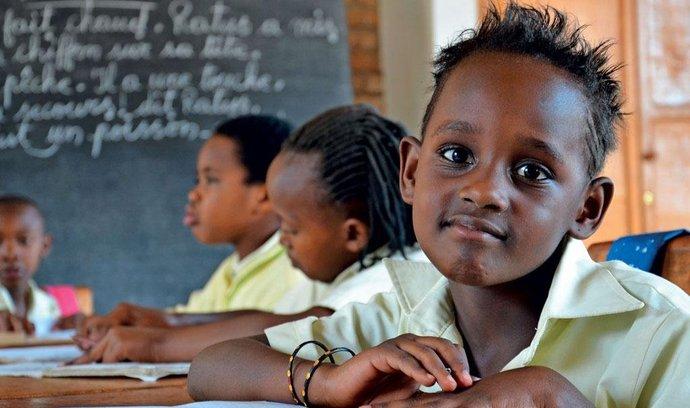 Na základní školu se zapíše 97 procent dětí.