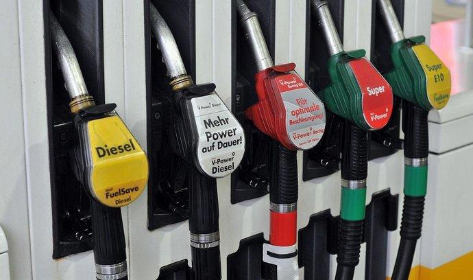 Nabídka paliv německých čerpacích stanic už několik let zahrnuje i palivo E10