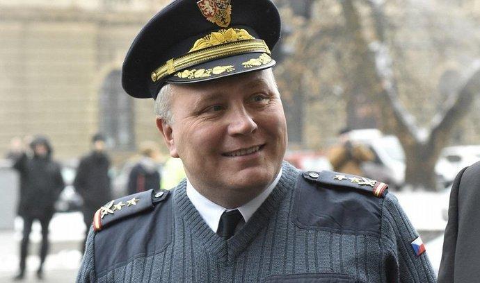Náčelník vojenské kanceláře prezidenta Rostislav Pilc