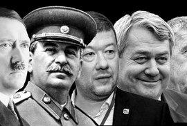 Náckové a komouši už secvičují povolební tanečky. Bude Babiš jednat v duchu paktu Molotov-Ribbentrop?