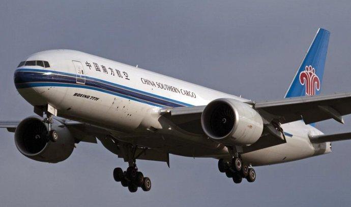 ilustrační foto, nákladní letadlo China Southern Airlines