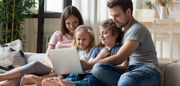 Jak nakupovat online zpohodlí domova