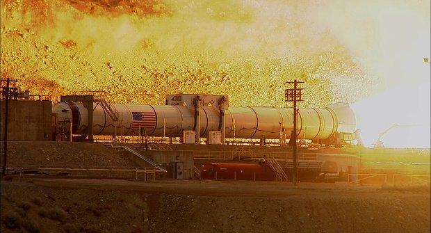 Kolonizace Marsu: Motory pro let na Rudou planetu se osvědčily