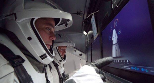 Zahrajte si na astronauty. Připojte se kMezinárodní kosmické stanici