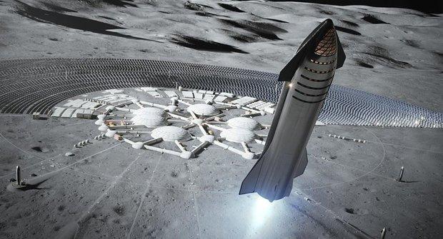 Kosmická turistika: Vesmírná loď Starship pro 100 lidí