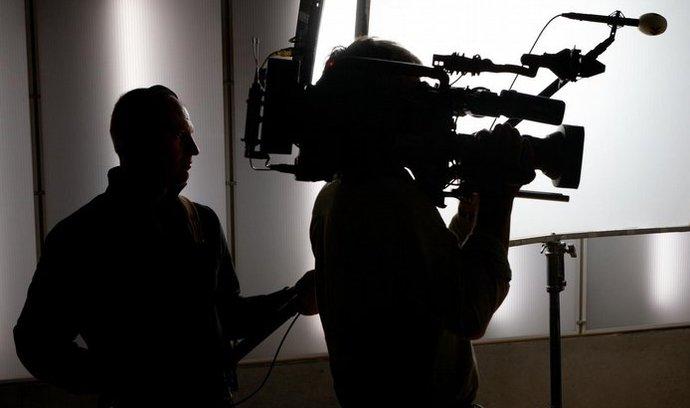 natáčení filmu