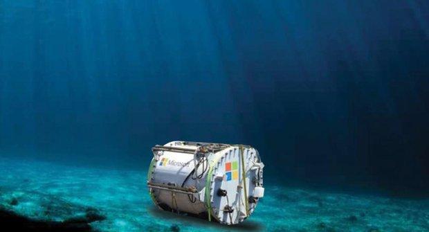 20 000 bitů pod mořem: Jak zchladit horká data?