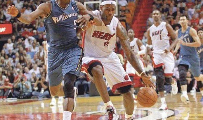 NBA, ilustrační foto