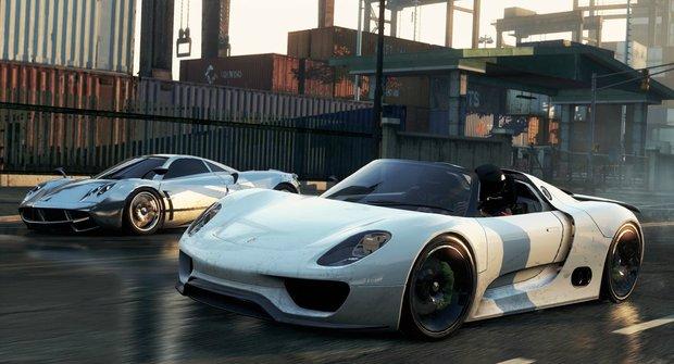 Need For Speed: Nejrychleji na Wii U