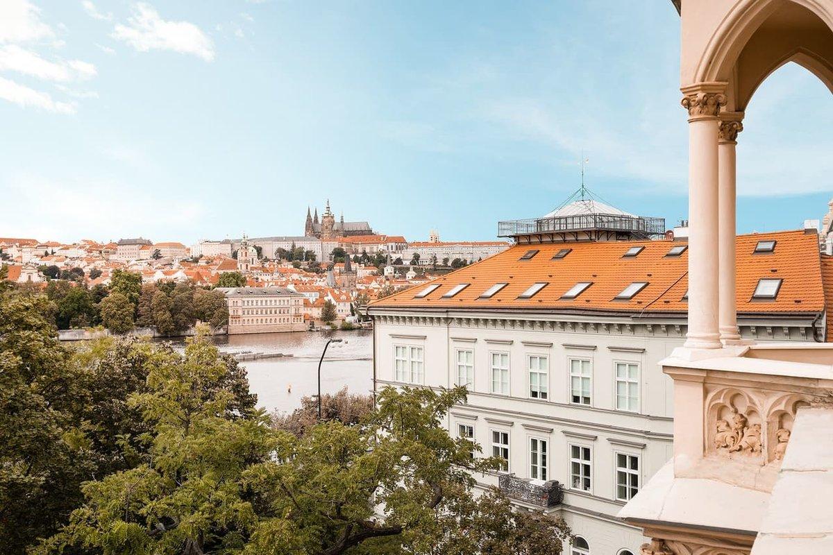 Luxusní byty 4+1 (cca 130 m2) v ulici Divadelní v centru Prahy seženete už od 69 milionů Kč.