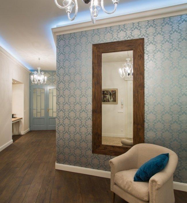 Tento luxusní byt 5+kk (205 m² + terasa 40 m²) v nejlukrativnější pražské ulici Pařížské.je podle Forbesu na prodej za 90 milionů korun.