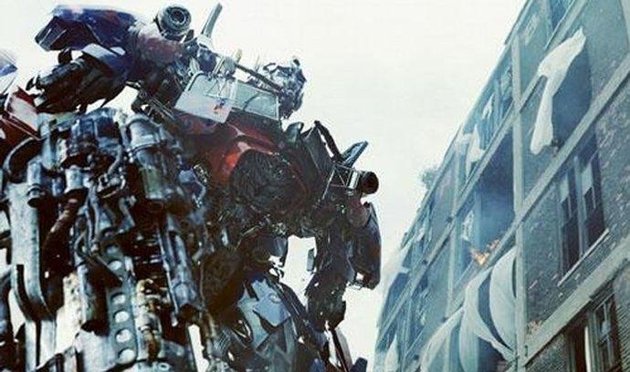 Nejlepších výsledků z letošních premiér studia Paramount dosáhlo třetí pokračování Transformerů