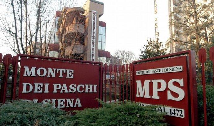 Nejstarší banka světa Monte dei Paschi di Siena