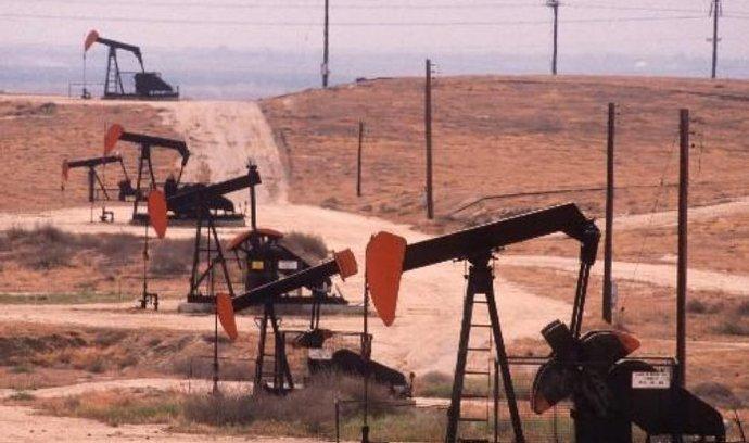 Nekonvenční těžba plynu.