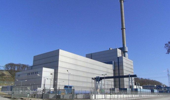 Německá jaderná elektrárna Krümmel švédského koncernu vattenfall