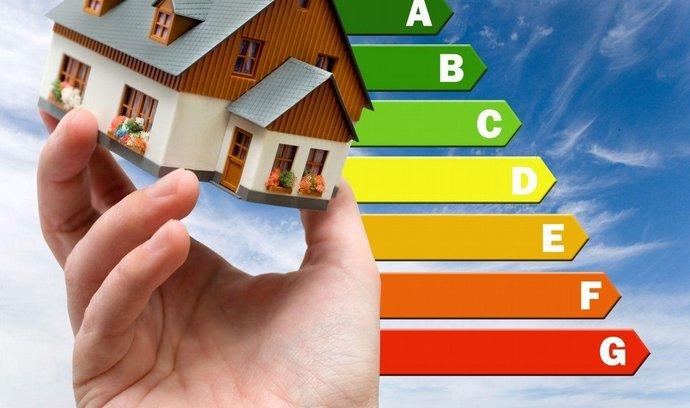nemovitosti, energetické štítky