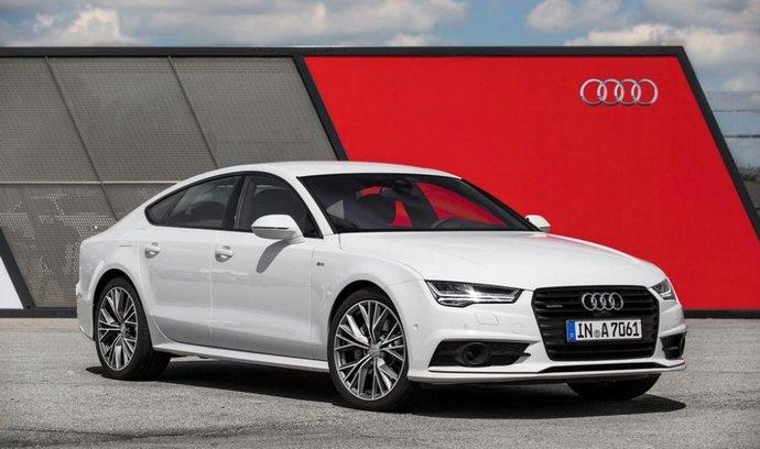 Nesporná důstojnost, ale i sportovní šarm zdobí luxusní Audi A7 Sportback