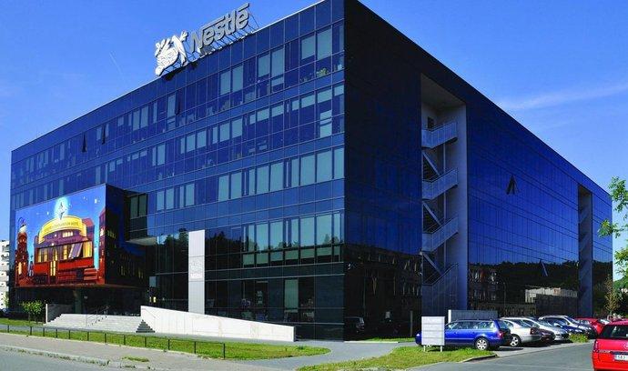 Centrála Nestlé