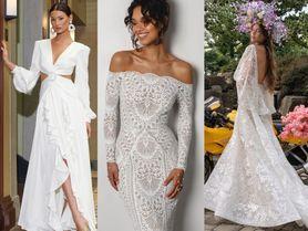 Nevěsty, pozor! Tyhle trendy v roce 2022 ovládnou svatební šaty