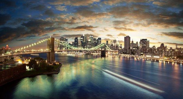 Cesta kolem světa: New York