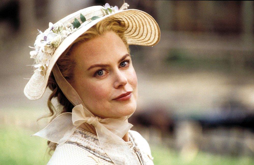 Nicole Kidman ve filmu Návrat do Cold Mountain (2003)