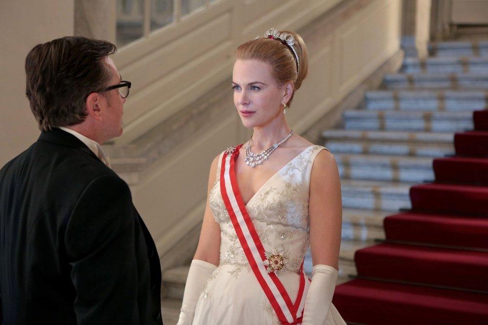 Nicole Kidman jako Grace, kněžna monacká (2013)