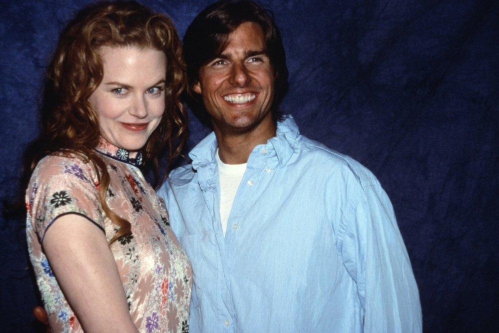 Nicole Kidman a Tom Cruise byli manželé 11 let (1999)