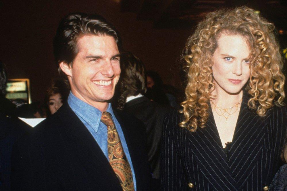 Nicole Kidman s Tomem Criusem (1995)