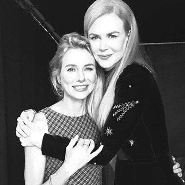 Nicole Kidman a Naomi Watts jsou nejlepší kamarádky (2016)