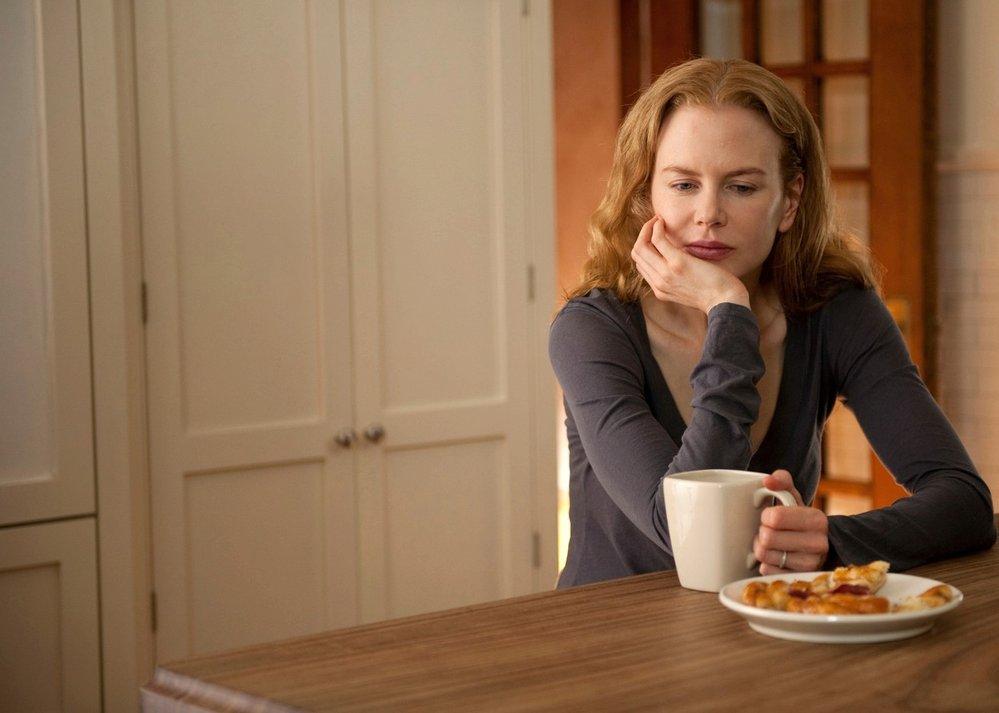 Nicole Kidman ve filmu Králičí nora, za který byla nominována na Oscara (2010)
