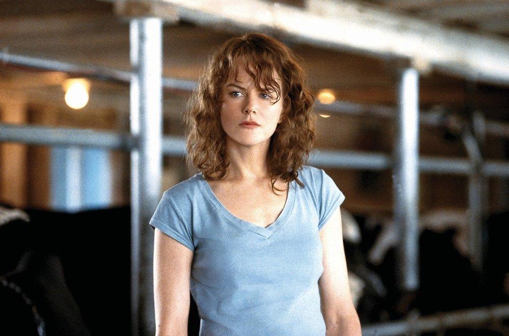 Nicole ve filmu Lidská skvrna (2003)