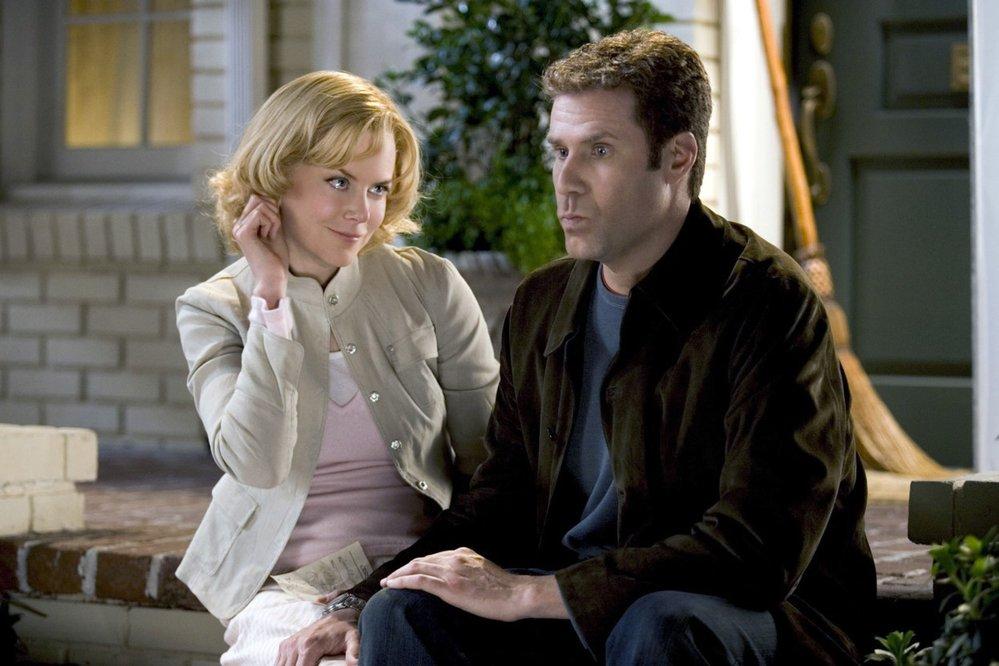 Herečka ve filmu Moje krásná čarodějka (2005)