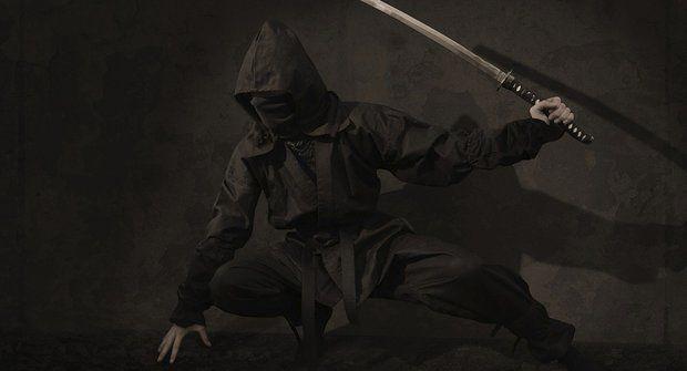 Elitní válečníci historie: Nindžové, zabijáci ze stínů