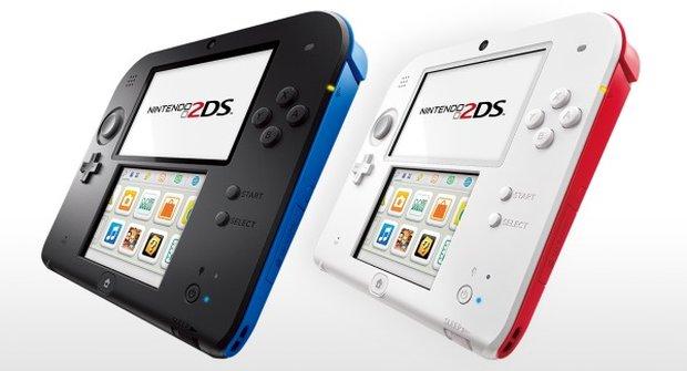 Vyzkoušeli jsme: Šikovná konzole do kapsy Nintendo 2DS