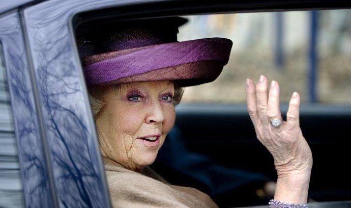 Nizozemská královna Beatrix