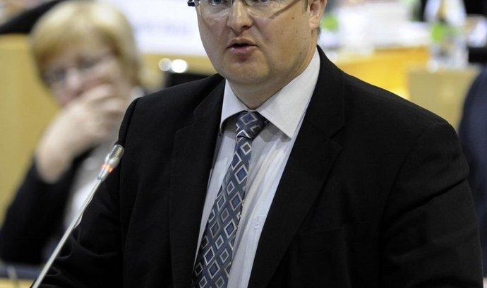 Nominant do Evropského účetního dvora Jan Gregor