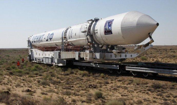 Nosná raketa Zenit, ilustrační foto