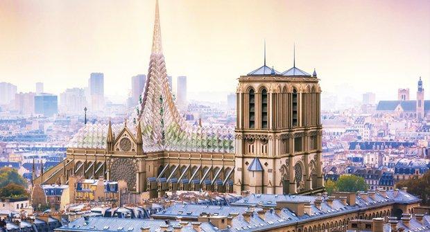 Obnova katedrály Notre Dame: Hlavní téma ABC č. 13/2018