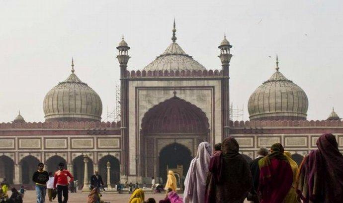 Nové Dillí, Indie