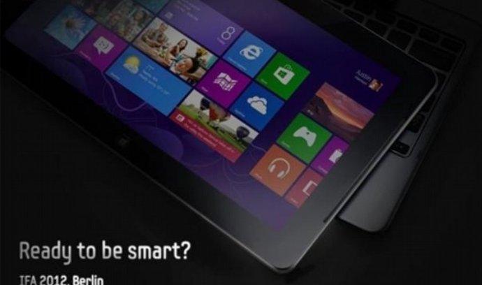 Novinka od Samsungu bude kombinace tabletu a notebooku. Otázka operačního systému se zdá být jasná.