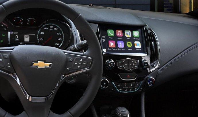 Nový Chevrolet Cruze
