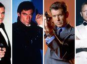 Nový James Bond míří do kin: Který představitel agenta 007 je nejvíc sexy?