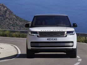 Nový Range Rover už zná české ceny. Dáte za něj nejméně 3,2 milionu Kč