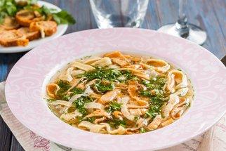 Celestýnské nudle: Recept na výtečnou ozdobu všech polévek musíte zkusit!