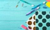 10 tipů na veselé obaly školních sešitů