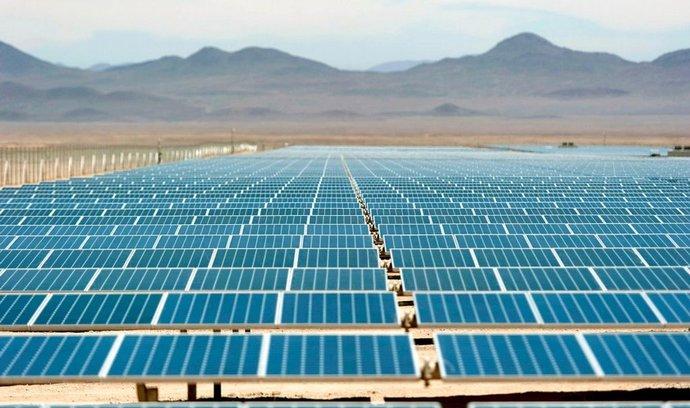 Obejdou se bez pomoci. Solární elektrárny jsou v Chile konkurenceschopné i bez dotací.