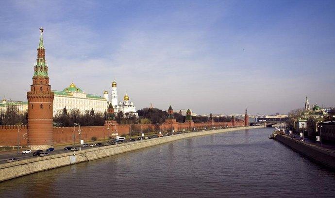 Oblast kolem Kremlu, Moskva